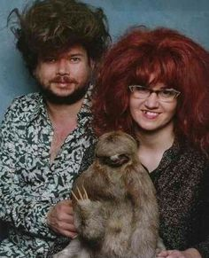 Best family portrait... ever.