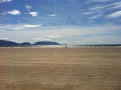 Inch Beach in Inch, Co Kerry