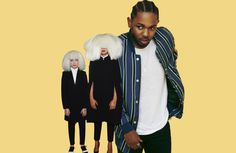 Hear Sia's new song 'The Greatest' which features Kendrick Lamar