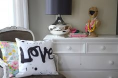 May your home serve you and others so fully that it's worn thin and beautiful in all the right places. Pillow Can Be Found Here: http://rstyle.me/n/pnhj6mxbn