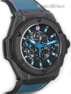 Hublot Big Bang King Power Chronograph - Beverly Hills Boutique Special Edition Only 50 Pieces