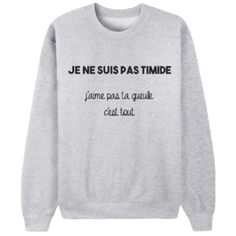 Ma licorne n a pas voulu d marrer Keewi io Pull Harry Potter, Emporio Armani, Mothers Day Shirts, Tee Shirts, Tees, Pole Dancing, Dance Outfits, Boutique, Funny Tshirts