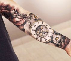 Realistic 3D Tattoo by Darwin Enriquez | Tattoo No. 13549
