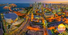 all photos are courtesy of Golden Dusk Photography Miami gets tons of pub for its sunny and sandy beaches, but often overlooked is just how much the Magic City glows...