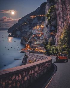 """Magical Places To Travel on Instagram: """"📍Amalfi Coast, Italy 📷 @clara_tum"""" Les Seychelles, Places To Travel, Places To Visit, Travel Destinations, Beautiful Pictures, Cool Photos, Italy Map, Italy Travel, Summer Dream"""