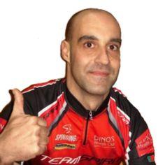 Olá, eu sou uma Estrela 3 certificado Spinning® instrutor licenciado e treinado sobre o programa de Spinning® treinamento originais e educação. Eu ensino indoor grupo ciclismo de aulas de Spinning® em Lisboa, Portugal.