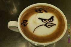 Some mornings you just need a coffee like this...