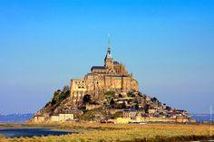 Monte Saint Michel, França