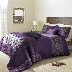 Twiggy's bed linen range
