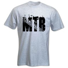 Bang Tidy Clothing Men's MTB Mountain Biking T Shirt: Amazon.co.uk: Clothing