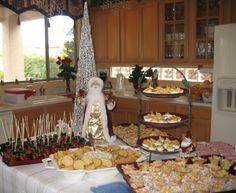 Rainy Parton's 4th Cookie Exchange Party 2008