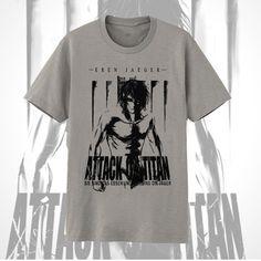 Attack on Titan Shingeki no Kyojin allen morph to the giant offtrack T-shirt