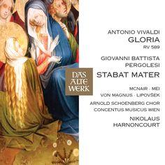Antonio Vivaldi - Antonio Vivaldi Gloria, Stabat Mater