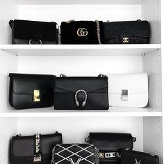 Chloe, Valentino, YSL, Celine, Gucci, Chanel, Proenza Schouler Handbags