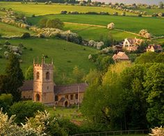Cotswolds, a great place for a cottage break