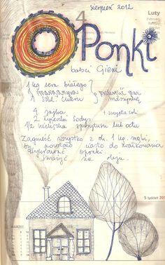 moje atoto: Książka kucharska IV. Paczki Donuts, Polish Recipes, Cookie Recipes, Food And Drink, Sweets, Cookies, Baking, Yummy Yummy, Biscuits