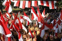 National Day, Indonesia (August 17th)