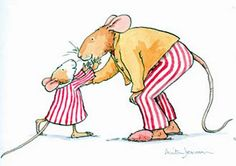 The Illustration Cupboard - Anita Jeram   ...........click here to find out more…
