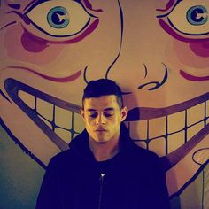 Just binge watched Mr. Robot. There were some most relatable monologues and narrative portions. <3