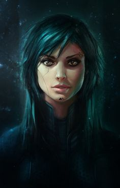 female battle armor cyberpunk - Google Search