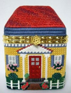 Needlepoint Box