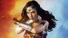 There's been talk of a film about the comics heroine for years. Now, after many false starts, it's here – and the wait was worth it, writes critic Caryn James.