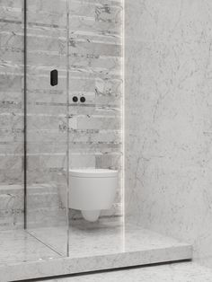Master bathroom #masterbathroom #modernbathroom #minimalisticbathroom #ideasforbathroom #minimalism #minimalisticarchitecture #minimalisticinterior #architecture #modernarchitecture #design #minimalisticdesign #bathroom Minimalist Interior, Minimalist Design, Modern Bathroom, Master Bathroom, Minimalism, Modern Architecture, Toilet, Bathtub, Standing Bath