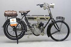 Terrot 1912 Motorette 317cc 1 cyl sv 2601