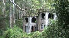 The Hauntingly beautiful Castle of Boquette. I took this photo after thrashing Panama jungles, 2009.