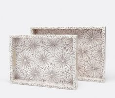 New | Product Categories | Made Goods INTERESTING TRAYS, VISUAL TEXTURE