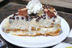 Frozen Toffee Cheesecake