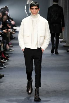 Neil Barrett Fall Winter 2015 | Men's Milan Fashion Week