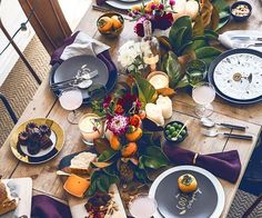 Get your home guest-ready in under 30 minutes this turkey day! Click the link in our profile for some quick tips and tricks. (Image via @apartment_34)