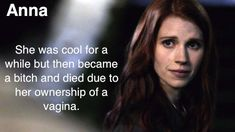 and because of she tried to steal dean from cas