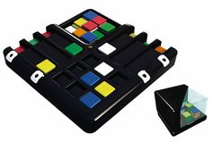 Rubik's Code Permutational Trial and Error Game