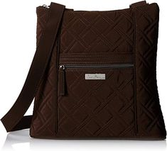 Vera Bradley Hipster Crossbody Bag The Hipster is the ultimate cross-body bag. The adjustable strap provides a custom fit, with a secure zip-top closure. Best Crossbody Bag Travel, Travel Bags, Vera Wang, Vera Bradley, Messenger Bag, Shoulder Strap, Satchel, Hipster, Handbags