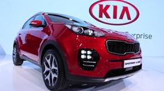 Kia Sportage 2016 GT line Interior and Exterior