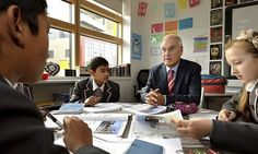 Sir Michael Wilshaw said creating more grammar schools was not the answer to problems posed in a recent report by the OECD. Photograph: John...