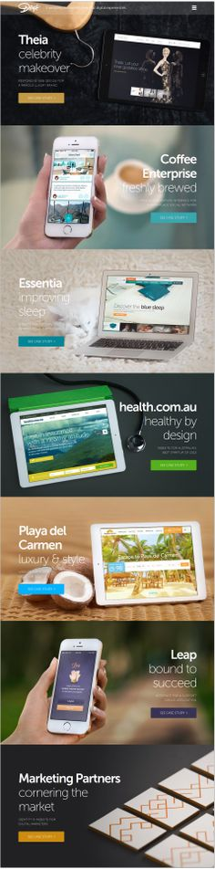 Cool Web Design on the Internet, Deux. #webdesign #webdevelopment #website @ http://www.pinterest.com/alfredchong/web-design/