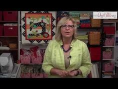 Globetrotting Block 7 - my FREE Mystery Quilt along for 2014 - YouTube ~ Sidney Australia