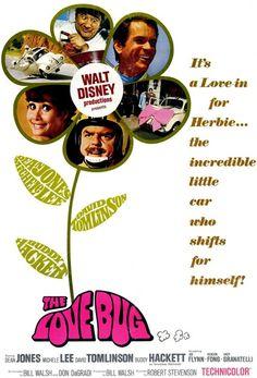 The Love Bug (1968) - Dean Jones, Michele Lee, David Tomlinson, Buddy Hackett