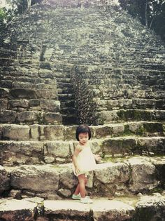 Coba – a Mayan archeological site in the Yucatan Peninsula (the new domestic)