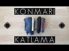 EV DÜZENLEME // Marie Kondo Yöntemiyle Tekrar Dağılmadan! - YouTube