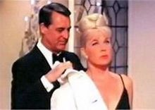 That touch of mink with Cary Grant & Doris Day but not as good chemistry as with Rock Hudson for her or Grace Kelly for him!!!