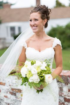 Newfound Lake Wedding from Kelsey DeWitt Photography  Read more - http://www.stylemepretty.com/massachusetts-weddings/2013/10/14/newfound-lake-wedding-from-kelsey-dewitt-photography/