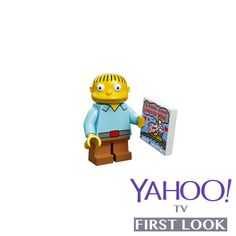 THE SIMPSONS LEGO Minifigures: Ralph Wiggum