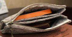 Quilted Wallet Tutorial ~ DIY Tutorial Ideas!