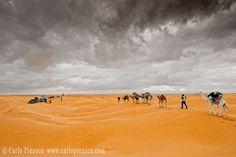 Tunisia Desert by Carlo Pinasco