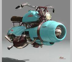 CGI Indian Concept!