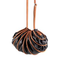 Cocoon Black Cognac | Cocoon | Collection | by-Lin Bags & Accessoires